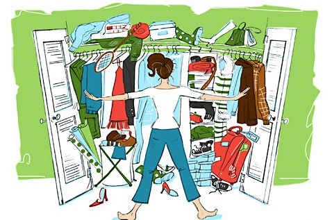 Pare Down the Clutter in the New Year if You're Planning a Move
